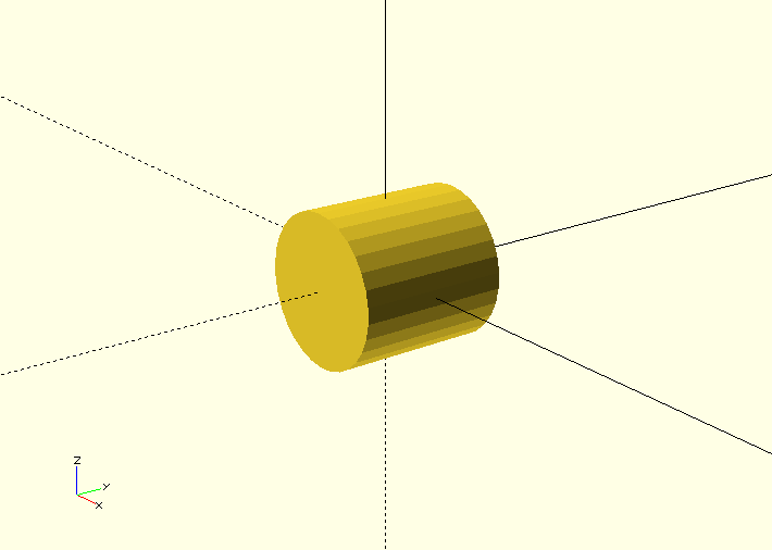 Introducing Constructive Solid Geometry with OpenSCAD